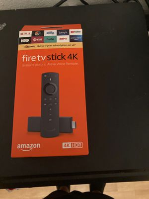 Amazon fire tv stick for Sale in Palm Beach Gardens, FL