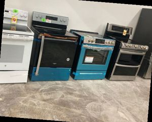 Glass Top Electric ⚡️ Stoves Frigidaire/LG/Whirlpool D K6 for Sale in Houston, TX
