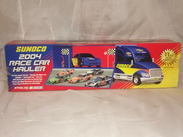 Sonoco 2004 Race car hauler new in box