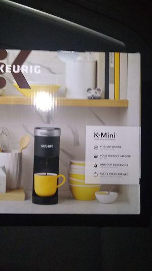 Keurig k mini coffee maker for Sale in Portland, OR