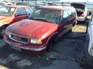 1997 GMC Jimmy #A0098 Parting Out for Sale in Marysville, WA