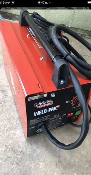 WELDER,,LINCOLN 100 AMP for Sale in San Antonio, TX