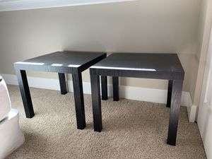 IKEA end tables for Sale in Bend, OR