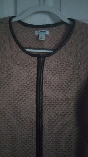 Jacket blazer cardigan sweater for Sale in Hamilton Township, NJ