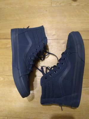 Vans Off the Wall high top shoes for Sale in San Antonio, TX