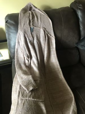 Women's Long Open Cardigan for Sale in West Chicago, IL