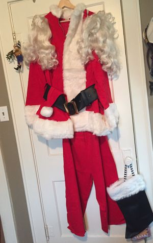 Santa Suit for Sale in Columbus, OH