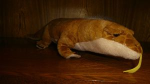 Komodo dragon plushie for Sale in Dallas, TX