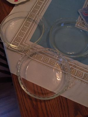 Glass Pie plates for Sale in DeLand, FL