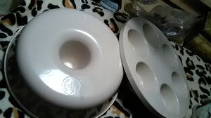 Vintage Microware cookware by Anchor Hocking for Sale in Sanger, CA