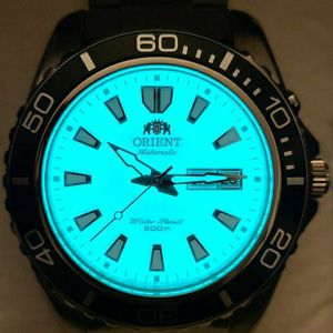 Orient Mako XL Full Lume Dial Japanese Automatic Dive Watch for Sale in Torrance, CA
