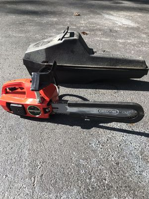 Craftsman chainsaw 2.0/14 for Sale in Gaithersburg, MD