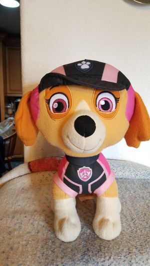 """PAW Patrol toy, Sky 13"""", tall. for Sale in Riverside, CA"""