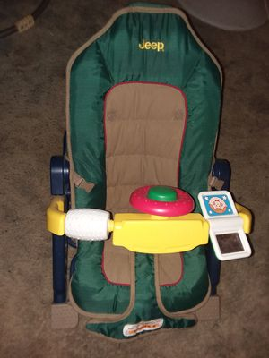Jeep baby rocker for Sale in Quincy, IL