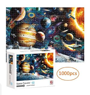 Space Puzzle 1000 pieces Jigsaw puzzle New in Box for Sale in Vancouver, WA