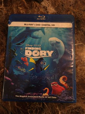 Finding Dory Blue Ray and Digital for Sale in Fresno, CA