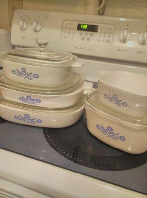 Pyrex dishes 9 piece set for Sale in Tempe, AZ