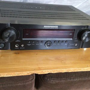 Marantz Av Surround Receiver NR1402 *for Parts for Sale in Torrance, CA