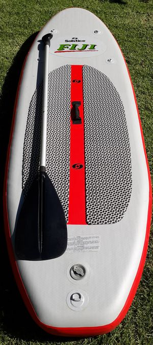 Solstice Inflatable Stand-Up Paddle Board for Sale in San Clemente, CA