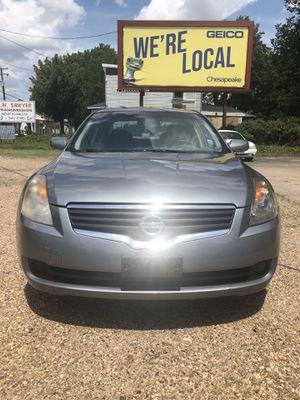 2008 Nissan Altima for Sale in Chesapeake, VA