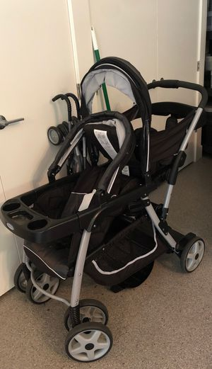 Grace double stroller for Sale in Gig Harbor, WA