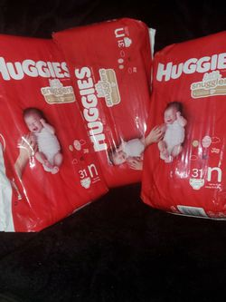 Huggies Newborn Diapers for Sale in Montclair,  CA