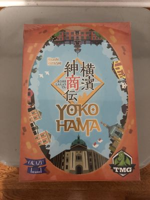 Yokohama brand new board game. for Sale in Romeoville, IL