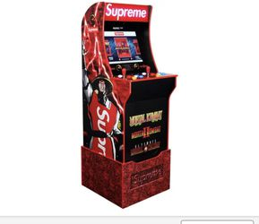 Supreme Mortal Kombat Arcade by Arcade1UP for Sale in Chevy Chase,  MD