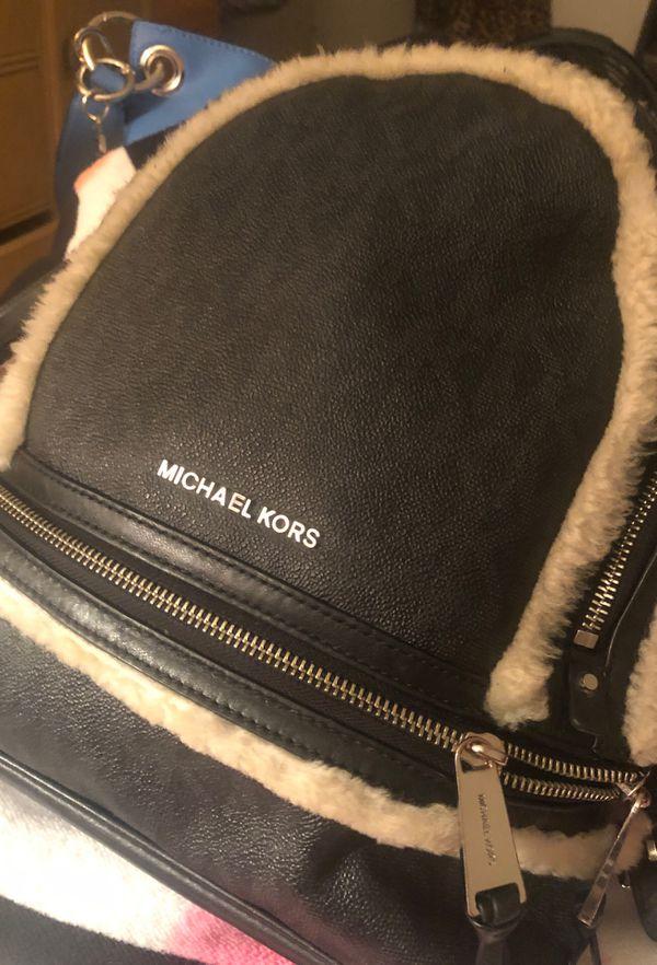 Michael Kors back pack/ purse