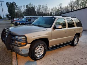 2005 Chevrolet Tahoe LT 4x4 for Sale in Denton, NC