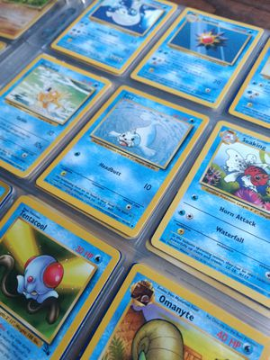 Approximately 130 Pokemon cards for Sale in Fairfax, VA