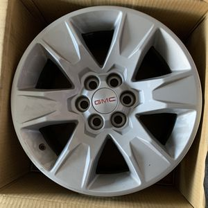 """2015 GMC CANYON 17"""" OEM RIMS for Sale in Fresno, CA"""
