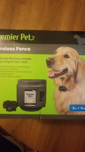 Premier Pet wireless for Sale in Medford, OR