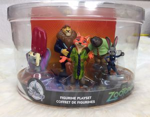 Zootopia toy collectibles for Sale in Garland, TX