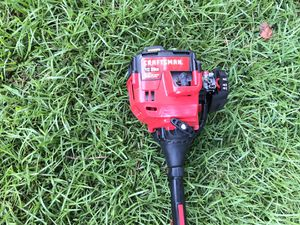 CRAFTSMAN 25-cc 2-Cycle Gas String Trimmer with Attachment Capable and Edger Capable for Sale in Riverdale, GA