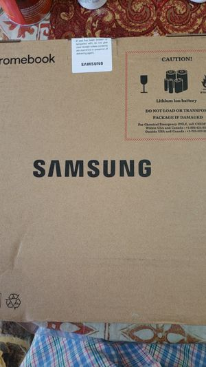 Brand new Samsung chromebook 3 for Sale in Laurel, MD