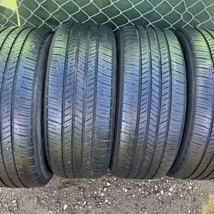 Used tires ***(4) 225/55/17 Gooodyear*** 40k mile Still on these ***No issues ***All season ** for Sale in Aurora, CO