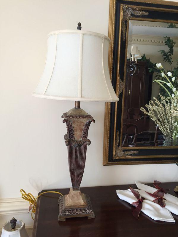 "Lamp 33"" Tall"