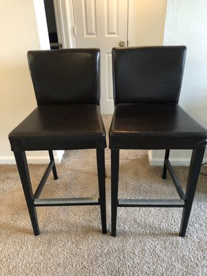 Bar high chair (x2) for Sale in Hermitage, TN