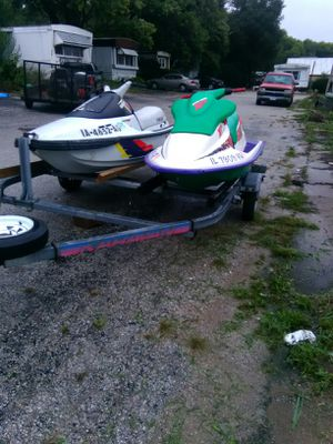 95 Seadoo XP, 94 waverunner 3 for Sale in Bettendorf, IA