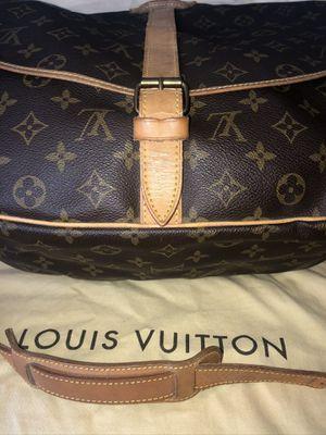 Louis Vuitton Samur 35 Messenger bag for Sale in Westlake, MD
