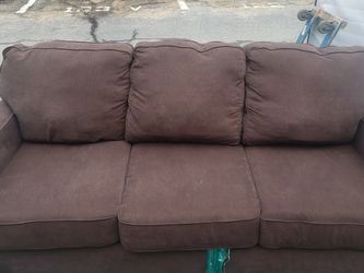 Brown sleeper sofa for Sale in Bowie,  MD