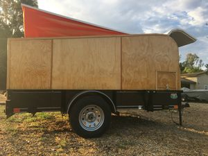 Custom pop up camping trailer for Sale in San Diego, CA