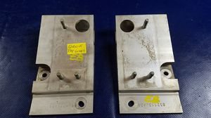 2013-2020 INFINITI JX35 QX60 REAR BUMPER REINFORCEMENT BAR BRACKET PAIR for Sale in Fort Lauderdale, FL