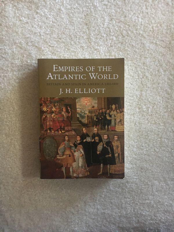 Empires Of The Atlantic World