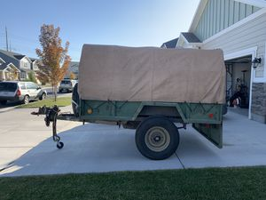 M101 Military Trailer for Sale in Bluffdale, UT