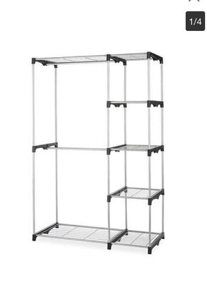 Closet Organizer Storage Rack for Sale in Duluth, GA
