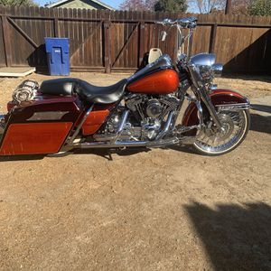 2001 HD Road King Classic for Sale in Westley, CA