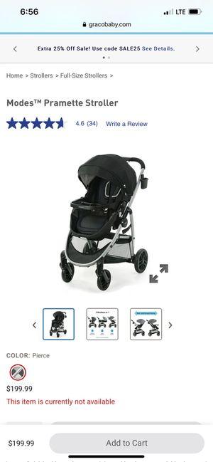 Graco Modes™ Pramette Stroller for Sale in Los Angeles, CA