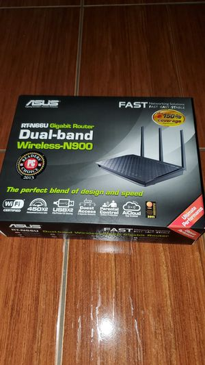 ASUS RT-N66U Gigabit Router for Sale in Orlando, FL